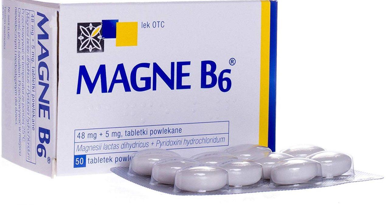 Le magnésium B6