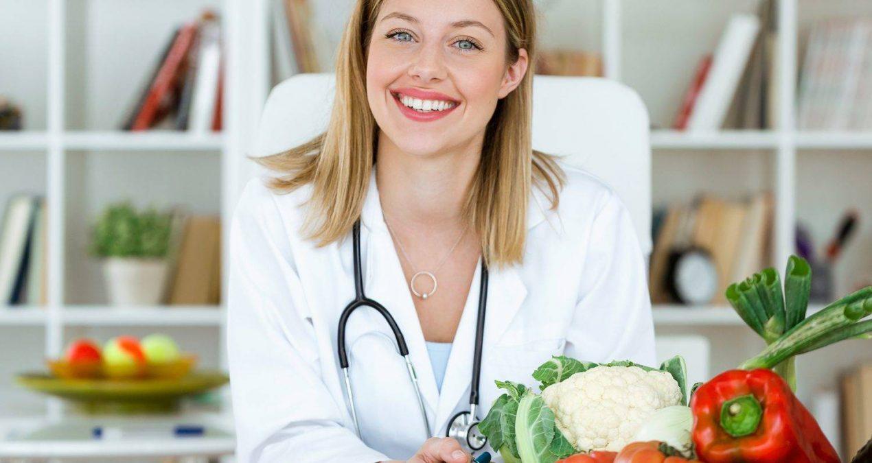 Le métier de nutritionniste