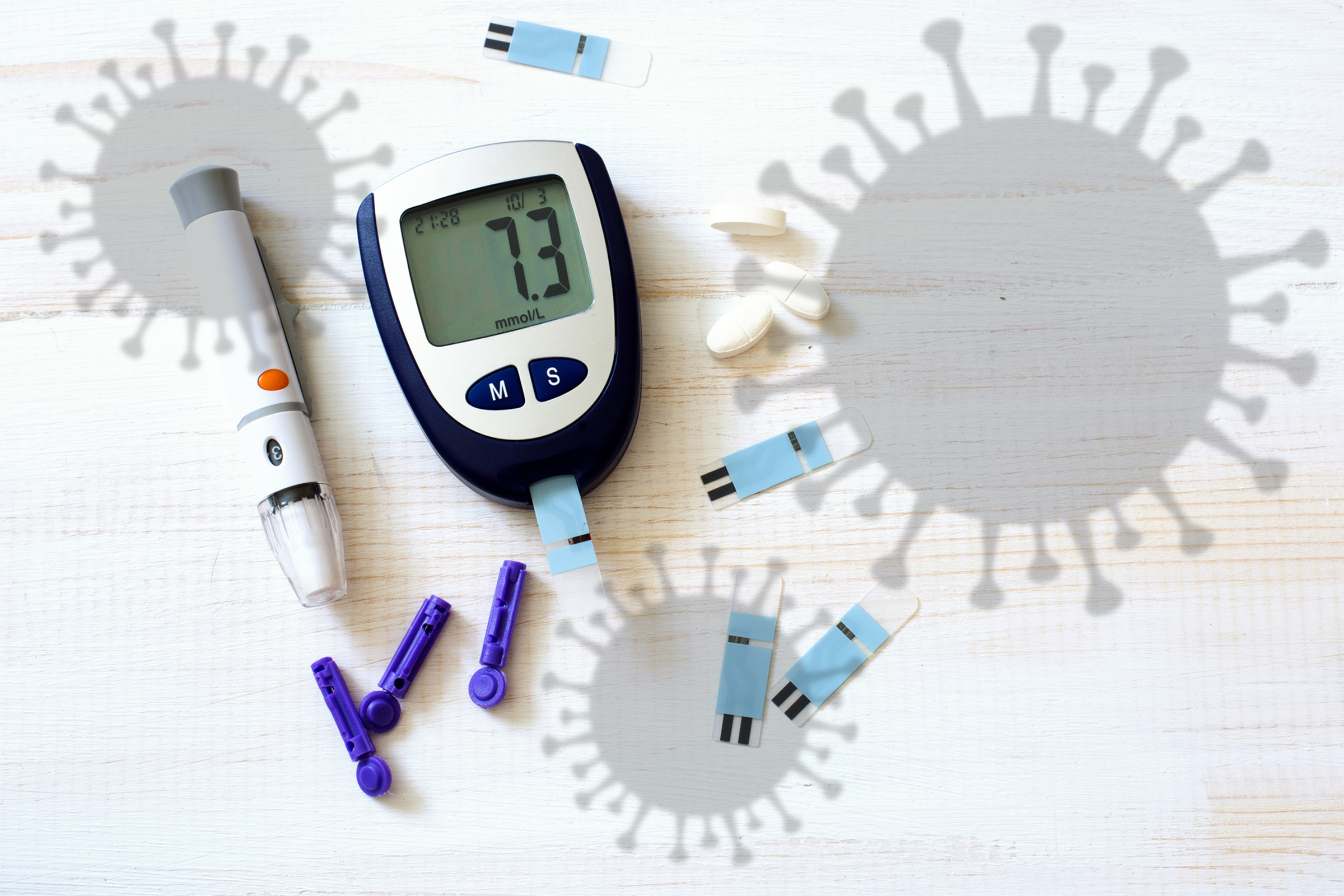 diabète et coronavirus